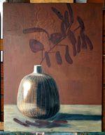 Grey Vase 8