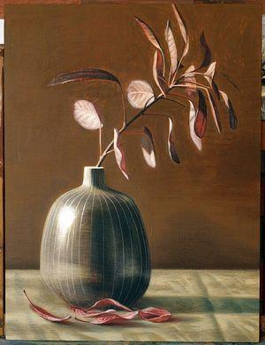 Grey Vase 15 Finished