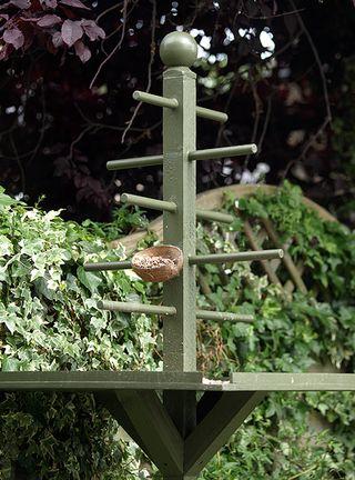 Bird Tree Table