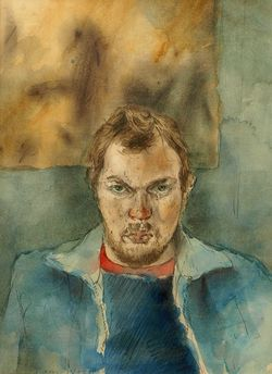 Self Portrait 1978
