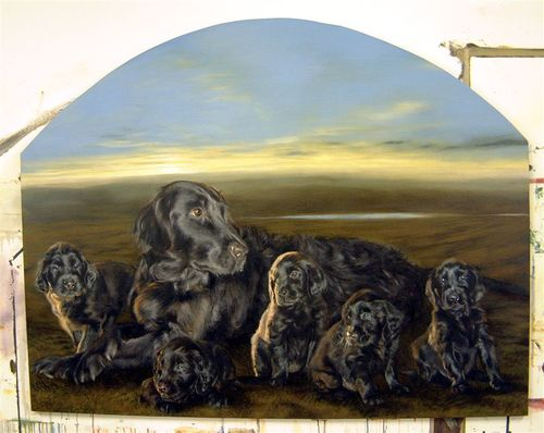 Dog_painting